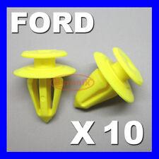 FORD FIESTA FOCUS GALAXY KA DOOR TRIM Panel CARD clip di fissaggio interni