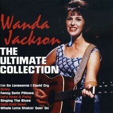 WANDA JACKSON The Ultimate Collection 2CD BRAND NEW Best Of