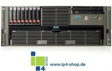HP ProLiant dl580/dl585 g6 4x 6 Core AMD 8425he 55w CPU, 128 GB di RAM, 144 GB HD