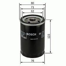 1x BOSCH Ölfilter P3314 0451103314 [3165143164129]