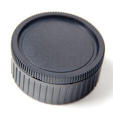 Lens Rear Cap and Body Cap for Leica M Camera M6 M8 M7 M5 M9 Ricoh GXR Mount DE