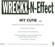 Wreckx-N-Effect: My Cutie PROMO MUSIC AUDIO CD MCA Teddy Riley 1trk MCA5P-2680