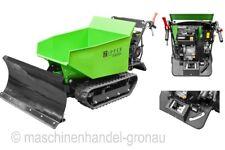 Zipper Miniraupendumper ZI-MD500HSE, Motorschubkarre, Dumper, Mini Dumper