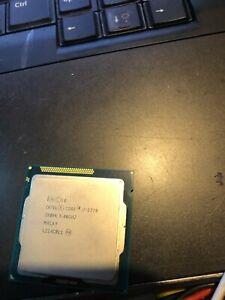INTEL CORE  i7-3770  SR0PK 3.40Ghz LGA 1155 3RD  GEN QUAD CORE