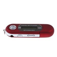 4GB USB MP4 MP3 Musique enregistrement vidéo numérique Lecteur w / FM accessoire
