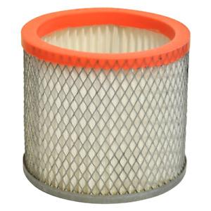 Ribimex filtro per aspiracenere tipo Hepa cm Ø 13,5 X 12 per bidoni cenerill cen