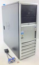 HP COMPAQ DC7600 INTEL PENTIUM D 1GB RAM 80GB HDD WIN XP PRO D575