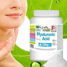 25g PURE Hyaluronic Acid Powder - Sodium Hyaluronate - Free Shipping