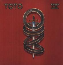 Toto - Toto: IV [New Vinyl] 180 Gram
