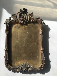Royal M Mfg Gilt Bronze Rococo Picture Frame