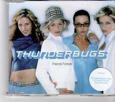 (FM224) Thunder Bugs, Friends Forever - 1999 CD