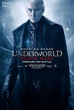 UNDERWORLD THE BLOOD WAR POSTER HORROR KATE BECKINSALE VAMPIRI VAMPIRES