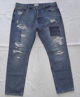 Tommy Hilfiger Herren Jeans W38 L34 Comfort Tapered Samuel  38-34  Zust.Sehr Gut