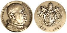 Medaglia Papa Giovanni XXIII° Pontifex Maximus 1958 - 1963 #KP457