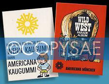 Americana SELVAGGIO WEST PARADE > XTREM RARO mini album 70er fac pressione