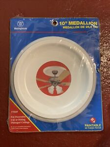 """New Westinghouse 10"""" Ceiling Medallion 77037, Ships Free"""