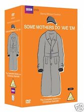 Some Mothers Do 'Ave 'Em: Complete Series 1-3 [BBC](DVD)~~~~~~~NEW & SEALED