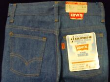 Vintage•1977•Nwt•Le vi's•Regular•Rins ed•Denim•Bell Bottom•Jeans•Size 10•25x26•Usa