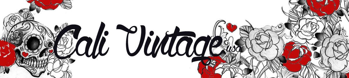 Cali Vintage usa
