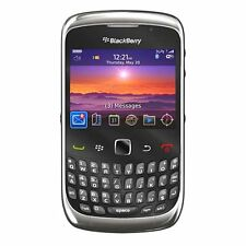 BlackBerry Curve 9300 Unlocked Black - GSM WiFi Camera Smartphone AT&T T-Mobile