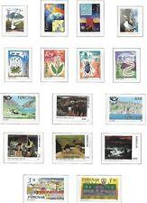 Faroe 1991 Mnh Lot / Collection Of 6 Sets