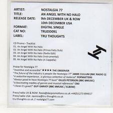 (EP8) Nostalgia 77, An Angel With No Halo - 2013 DJ CD