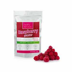 POWDER Freeze Dried Raspberries 100% Natural No added sugar No Preservatives