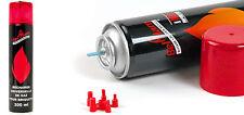 Lot 6 recharge universelle gaz butane briquet chalumeau 300ML BEL-FLAM 5 Tête
