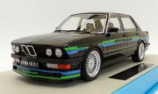 BMW ALPINA B10 3.5 BITURBO 1989 BLACK LS COLLECTIBLES LS044A 1/18 RESIN 250 PCS