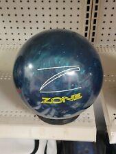 New 16lb Brunswick Sapphire Zone Bowling Ball Undrilled Rare