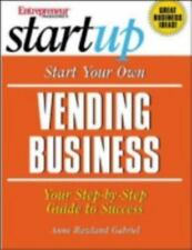 Start Your Own Vending Business,Step By Step Guide,How To,Make Money, Business