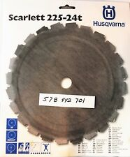 OEM Husqvarna 578442701 Scarlet 225-24t Wood Cutting  Saw Blades 9/24 - Tooth