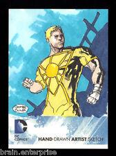 SKETCH DC Comics: The New 52 trading cards - Jomar Bulda sketch (Apollo)