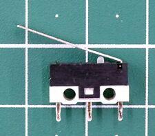 904L# Fin de course miniature à galet micro switch robotique, domotique, arduino