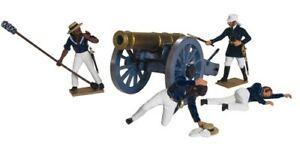 William Britains Indian Mutiny British Naval Brigade Artillery and Crew 43159