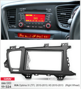 CARAV 11-324 Car Radio Fascia panel Frame For Optima III (TF), K5 (Right Wheel)