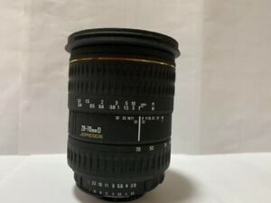 SIGMA 28-70mm F2.8 EX D ASPHERICAL Lens for Nikon Used from Japan