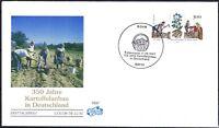 BRD 1997: Kartoffelanbau in D! FIDACOS-FDC der Nr. 1946 mit Bonner Stempel! 1808