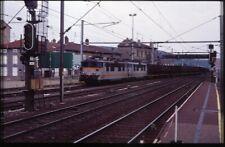 35mm slide+© SNCF 16568+16578 Pont à Mousson France 2000 original