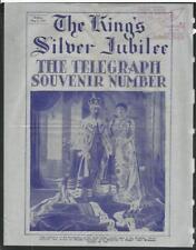 1935 Australia Silver Jubilee rocket mail souvenir sheet - Ez 4C3