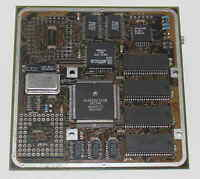 Viper 630 Turbokarte fuer Amiga 600, 40 MHz, inkl. 8 MB RAM, TOP