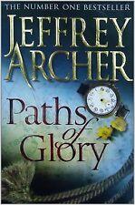 Jeffrey Archer _ Paths Of Glory_ Brand New A Format_ Freepost Uk