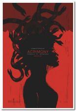 ACRIMONY - 2018 - original D/S 27X40 ADVANCE Movie Poster- TARAJI P. HENSON