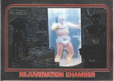 1999 Topps Star Wars Chrome Archives #32 Rejuvenation Chamber > Luke Skywalker
