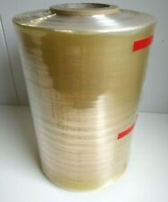 More details for clear center-fold resinite pvc shrink film    300/600mm wide x 700m 55 mic wrap