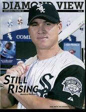 Diamond View 2002 White Sox Baseball