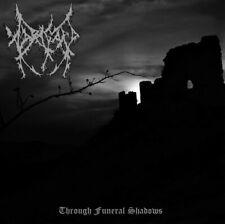 Adragard – Through Funeral Shadows  NEW  CD  2020 !!!