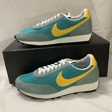 Nike Daybreak SP Shoes DA0824 300 Neptune Green Speed Yellow Sz 9.5