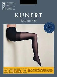 KUNERT Fly & Care Feinstrumpfhose 40 DEN Tights Matt Gr. XS-XXL Farbauswahl