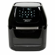 Power AirFryer Oven 7 in 1 Cooking Features Professional Dehydrator 6 Qt